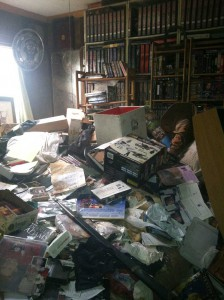 Hoarding Houses We Buy and How it Works hoarder home hoarded office 1 224x300